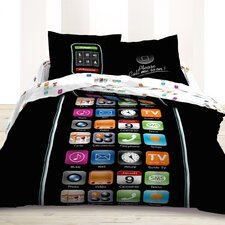 Call Me Duvet Cover Set