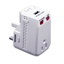International Converter and Adapter with USB