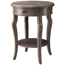 Providence 1 Drawer End Table