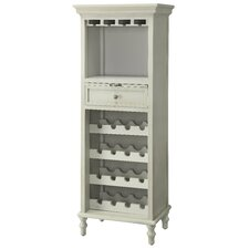 Coventry 1 Drawer Tall Wine Cabinet