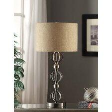 "Transitions 33"" H Circles Table Lamp"