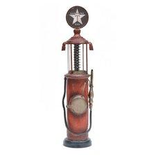 Industria Gas Pump Sculpture