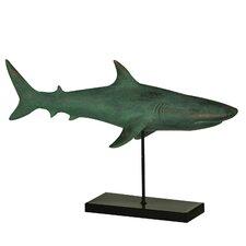 Sea Side Shark Statue