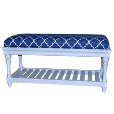 Atlantic Upholstered Accent Bedroom Bench