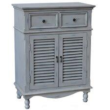 Hampton 2 Door and 2 Drawer Cabinet