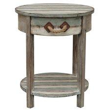Nantucket Wood End Table