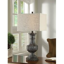 """Industria Bernard 32"""" H Table Lamp with Rectangle Shade"""