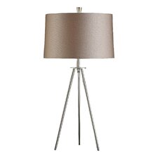 Sabra Table Lamp with Drum Shade