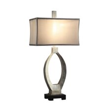 "Manhattan Camden 31.5"" H Table Lamp with Rectangular Shade"