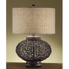 """Orbe 26.5"""" H Table Lamp with Drum Shade"""