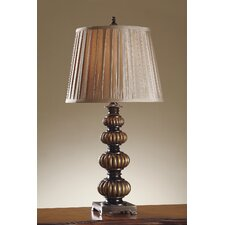 "Maribel 32"" H Table Lamp with Empire Shade"