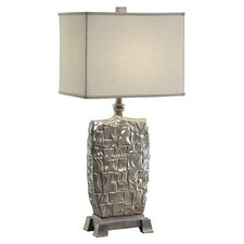 """Gallo 30"""" H Table Lamp with Drum Shade"""
