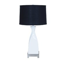 """Twist 31.5"""" H Table Lamp with Empire Shade"""
