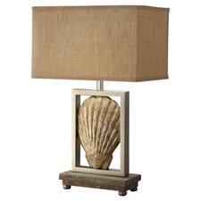 "Sea Side Sun Coast 30"" H Table Lamp with Rectangular Shade"