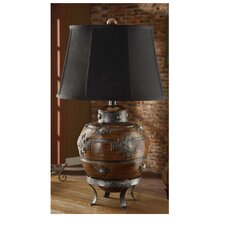 Buckle 1 Light Table Lamp