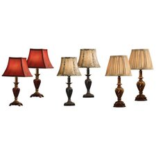 1 Light Accent Table Lamp (Set of 6)