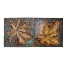 Bakker's Notebook Wall Art (Set of 2)