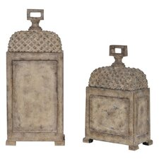 Aberdeen Boxes (Set of 2)