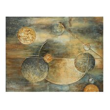 "<strong>Crestview Collection</strong> ""Planets"" Wall Art"