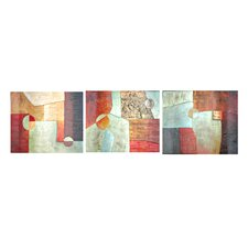 Autumn 3 Piece Painting Print Set (Set of 3)