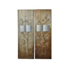 Staver I and II 2 Peice Graphic Art on Canvas Set (Set of 2)