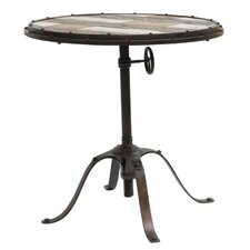 <strong>Crestview Collection</strong> Ricci End Table