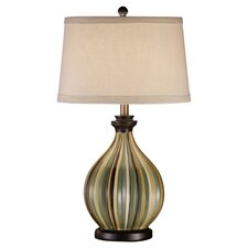 "Sawyer 28"" H Table Lamp with Drum Shade"