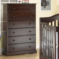 <strong>Sorelle</strong> Sophia 6-Drawer Chest