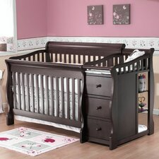<strong>Sorelle</strong> Tuscany 4-in-1 Convertible Crib Set