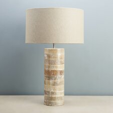 """Sag Harbor 26"""" H Table Lamp with Drum Shade"""