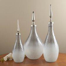 3 Piece Pia Decorative Bottle Set