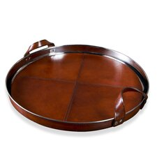 Harrow Hall Leather Tray