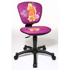 Kids and Youth Swivel Chair - Hannah Montana 2