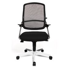S'Move Operator 10 High-Back Mesh Task Chair
