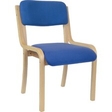 Camden Reception Chair with Curved Frame