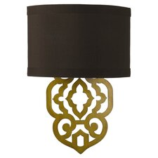 <strong>AF Lighting</strong> Candice Olson 1 Light Wall Sconce