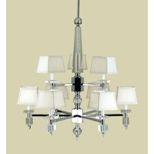 Cluny 9 Light Chandelier