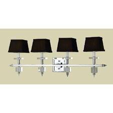 Cluny 4 Light Wall Sconce