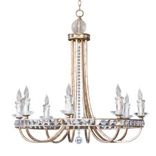 Aristocrat 8 Light Chandelier