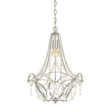 <strong>AF Lighting</strong> Castile 1 Light Mini Chandelier