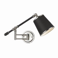 Candice Olson Scope Swing Arm Wall Sconce