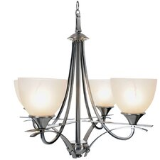 <strong>AF Lighting</strong> Durango Lighting 4 Light Chandelier