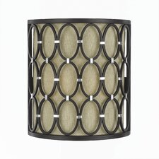 <strong>AF Lighting</strong> Candice Olson Cosmo 2 Light Wall Sconce