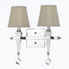 Margo 2 Vanity Light Wall Sconce