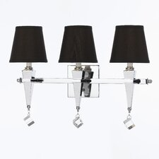 Margo 3 Vanity Light Wall Sconce