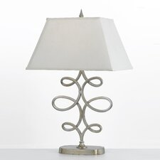 "Candice Olson Rhythm 28"" H Table Lamp with Square Shade"
