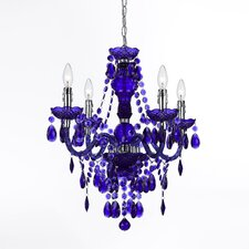 <strong>AF Lighting</strong> Elements 4 Light Mini Chandelier