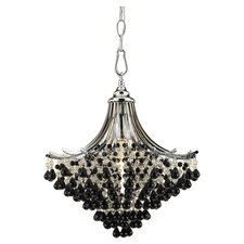 <strong>AF Lighting</strong> Spellbound 1 Light Mini Chandelier