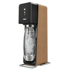 Source Wood Mini Soda Maker Starter Kit with 6 VPP