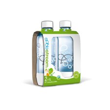 0.5 Liter Carbonating Bottles (Set of 2)